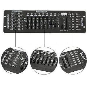 Lixada dmx512 192ch controller