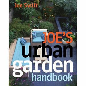 Joe's Urban Garden Handbook-ExLibrary