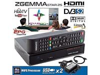 zGemma 2Star satellite tv box