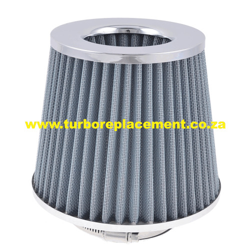76mm Hollow Top  Cone Air Filter (031-701 1573) Turbo Replacement Parts