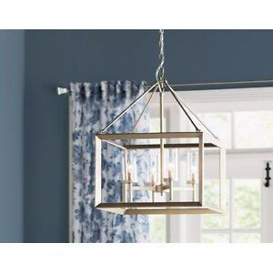 Ginsberg 6 Light Candle-Style Chandelier by Darby Home Co NEW