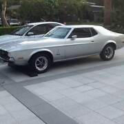 Ford Mustang Coupe 1972 Arundel Gold Coast City Preview
