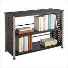 Steel Black Bookcase Bookcases