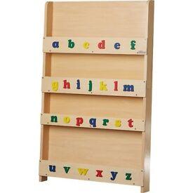 Tidy Books Bookcase (Natural)