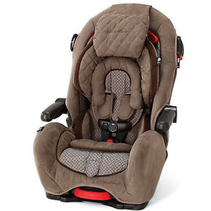 Eddie Bauer Deluxe 3-in-1 Child Car Seat