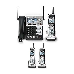 AT&T 4-Line Small Business Phone System with BONUS Headset