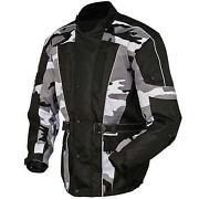 Camo Motorcycle Jacket