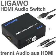 HDMI Switch Audio