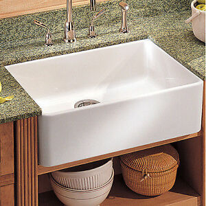 BRAND NEW FIRE CLAY APRON SINK - HI-END QUALITY - ON SALE!