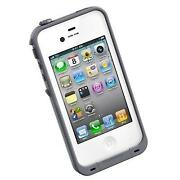 White Apple iPhone 4S Case