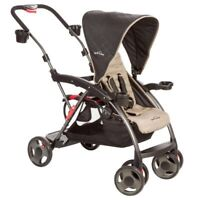 Eddie Bauer sit and stand stroller immaculate condition
