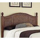 Wicker Full Bed Headboards