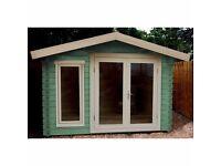 Lillevilla Log Cabin 122 S
