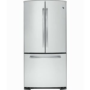 BRAND NEW FRIDGE GE 25CU FRENCH DOOR STAINLESS STEEL