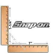 Snap on Decal