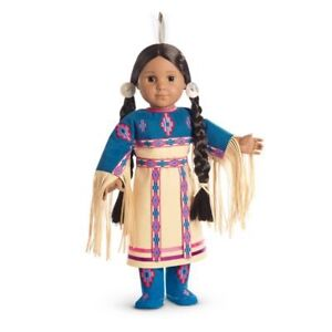 American Girl Pow Wow Dress Of Today- NEW IN BOX!