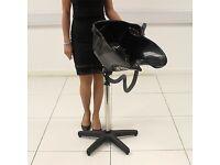 Adjustable Hairdressing Wash Hair Washing Basin Mobile Shampoo Sink Hairdresser