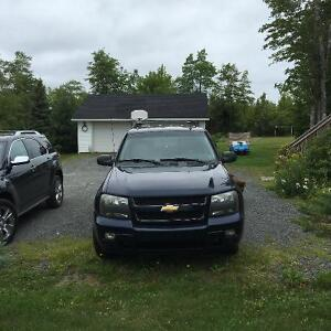 2007 Chevrolet Trailblazer LT 4x4 SUV, Crossover
