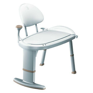 Premium Transfer Bench by HomeCare by Moen
