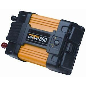 300 Watt Dc To Ac Power Inverter With Usb Port & 2 Ac Outlets