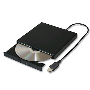 Looking for external disk drive
