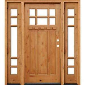 Looking for exterior wooden door