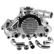 Chevy Chrome Water Pump