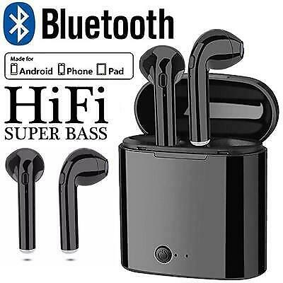 Best quality Bluetooth Earphones Wireless Earbuds Sports Handsfree Earphone