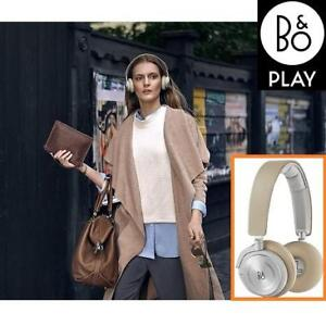 NEW BO WIRELESS HEADPHONES - 125288142 - BANG  OLUFSEN BEOPLAY ACTIVE NOISE CANCELLING ON EAR NATURAL