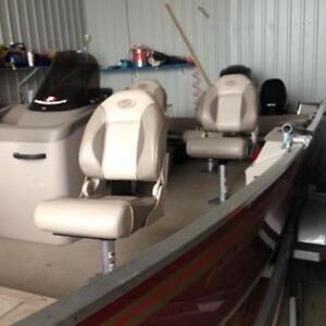 Bateaux Princecraft Yukon DLX SC