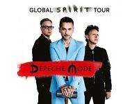 2 Tickets DEPECHE MODE London