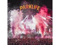 Parklife Saturday vip ticket