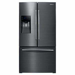Samsung 26 Cu. Ft. French Door Refrigerator - With ice maker