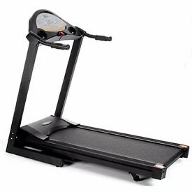 V-FIT T1-08 Programmable Motorised Treadmill, barely used as new, £200 ono