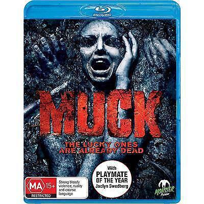 Muck (Blu-ray, 2015) - Region B