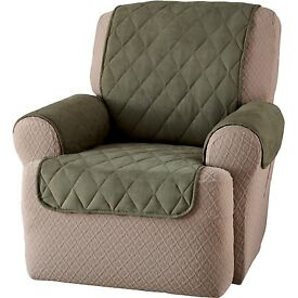 Green Armchair Pet Covers