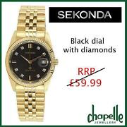 Gents Sekonda Wristwatch