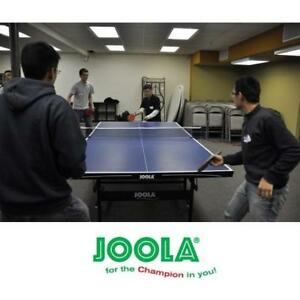 NEW JOOLA TOUR 2500 TENNIS TABLE - 133105934 - PORTABLE - FOLDING - PING PONG PADDLES PADDLE SPORTS TABLE TENNIS BEER...