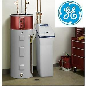 NEW* GE WATER SOFTENER AND FILTER - 122379582 - 31,100 GRAIN SEE COMMENTS