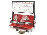 """Supertracker Laser Four Wheel Alignment System """"Used"""""""