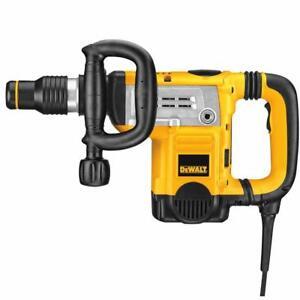 DEWALT 13.5 Amp SDS-MAX Demolition Hammer Kit with Shocks/mateau piqueur neufffffff