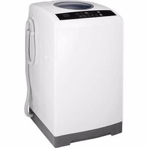 Insignia 1.6 Cu. Ft. Portable Washer White Model #: NS-TWM16WH7-C *NEW*