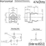 47K Potentiometer