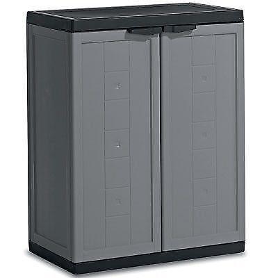 kunststoffschrank jetzt g nstig bei ebay kaufen ebay. Black Bedroom Furniture Sets. Home Design Ideas