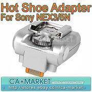 Sony NEX 7 Flash