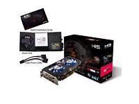 Graphic cards for sale HIS & ASUS Strix Gaming RX470 4GB GDDR5 & XFX RX480 8GB & AMD R9 NANO HBM GPU