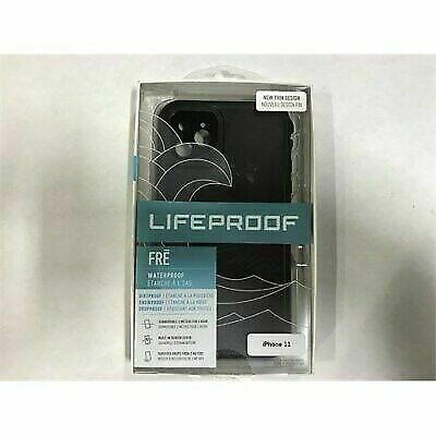 LifeProof FRE SERIES Waterproof Case for iPhone 11 - BLACK