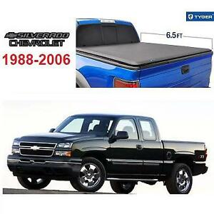 NEW TYGER AUTO TONNEAU COVER TG-BC1C9009 230809876 TOPRO ROLL UP CHEVY 1988-2006 CHEVY SILVERADO 1500
