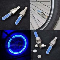 Bicycle / Car / Bike Vehicle LED Lights 2 for $5 (More Colours)