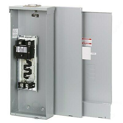 200 Amp Load Center Main Breaker Eaton Panel Electrical 8-circuit 4-space Switch